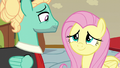 Fluttershy happy for her little brother S6E11.png