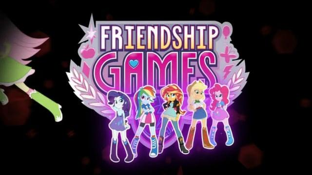 Friendship Games - Norwegian