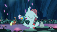 "Ocellus ""reflect on the Tree's true gift"" S9E3"