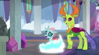 Ocellus transforming in fright S8E1