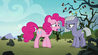 Pinkie -I'll never get to see her again!- S8E3