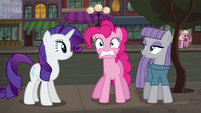 Pinkie Pie accentuating --PSSSD...-- S6E3