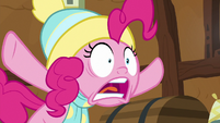 "Pinkie Pie flabbergasted ""what?!"" MLPBGE"