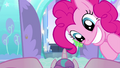 Pinkie Pie grinning wide to Flurry Heart BFHHS1.png