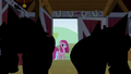Pinkie Pie looks at her friends S1E25.png