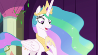 "Princess Celestia ""all I ever wanted was"" S8E7"