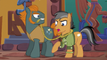 "Quibble ""I don't know who I'm reporting you to"" S6E13.png"