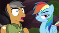 "Quibble ""what kind of Adventu-cation is this?!"" S6E13.png"