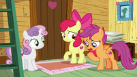 "Scootaloo ""I don't know if we can help them"" S7E21"
