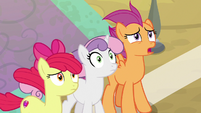 "Scootaloo ""me and my big grown-up mouth"" S9E22"