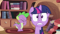 Spike facepalm S2E03
