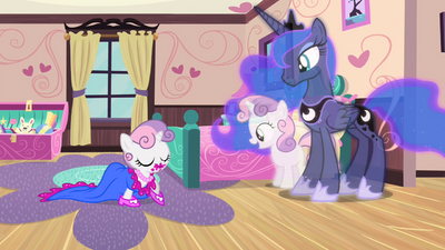 """Sweetie Belle """"finally I was perfect"""" S4E19"""