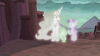 """Twilight """"who knows what their dynamic would be"""" S7E1"""