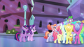 "Twilight Sparkle ""why was everypony hiding?"" S6E16.png"
