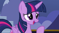 Twilight Sparkle --I haven't done that much-- S6E25