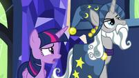 Twilight Sparkle -if it dies, Equestria will suffer- S7E26