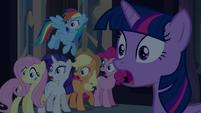 Twilight and friends shocked EG