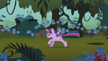 Twilight running to Zecora's house S1E10.png