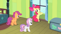 "Apple Bloom ""The pies!"" S4E17"