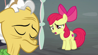 Apple Bloom -came here because you're sorry- S7E13