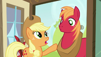 "Applejack ""Try and cheer her up, won't you?"" S5E17"