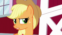 "Applejack ""it just ain't right!"" S5E24"