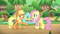 Applejack -a problem the Kirin never have- S8E23
