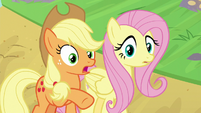 Applejack -they're tryin' to say somethin'- S8E23