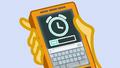 Clock on Sunset Shimmer's phone EGDS2.png