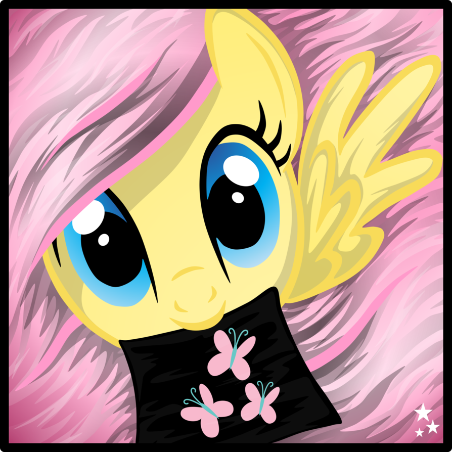 Emerald S Icon Fluttershy By Pinkius-d5gctto.png