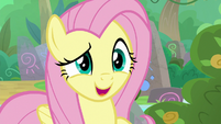 "Fluttershy ""if you're really angry"" S8E23"