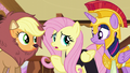 """Fluttershy """"somepony were to leap out in front of me"""" S5E21.png"""