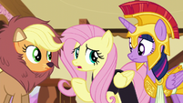 "Fluttershy ""somepony were to leap out in front of me"" S5E21"