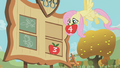Fluttershy after the hoof wrestling match S01E13.png