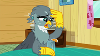 "Gabby ""griffons can be a little bit"" S6E19"