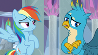 """Gallus """"thought you'd be..."""" S8E1"""