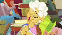 Goldie Delicious -a little bit lighter than air- S7E13
