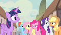 Mane Six puzzled S5E01.png