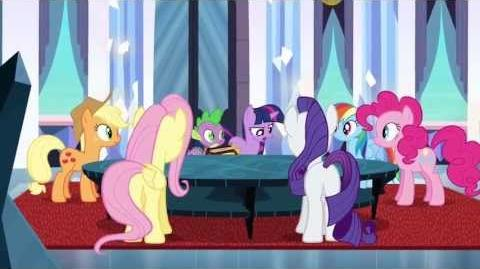 My Little Pony FiM - The Ballad of the Crystal Empire - Italian