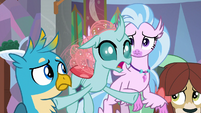Ocellus worried about the Everfree Forest S9E3