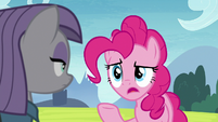 "Pinkie ""can't believe you would choose"" S8E3"