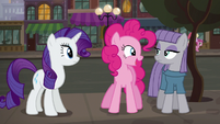 "Pinkie Pie ""can't wait 'til next year's"" S6E3"