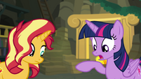 "Princess Twilight ""it belonged to an evil sorceress"" EGFF"