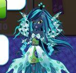 Queen Chrysalis ID EG app