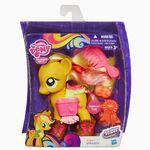 Rainbow Power Fashion Style Applejack packaging