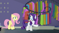 "Rarity ""it's a classic SCP system"" S8E4"