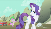 Rarity oh well S1E19