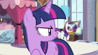 Rarity quick notice S2E25