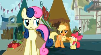 S01E12 Bon Bon z niezamawianymi jabłkami