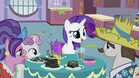 S2E05 Rarity 'figured'